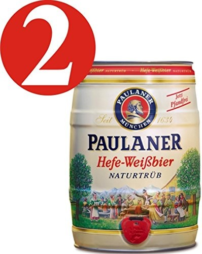 2-x-Paulaner-Hefe-Weissbier-Naturtrb-55-vol-Partido-estao-5-litros-0