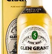 1982-Glen-Grant-5-years-0