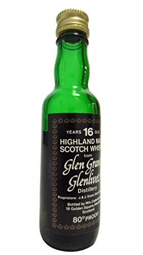 Glen-Grant-Cadenheads-Black-Label-Miniature-16-year-old-Whisky-0