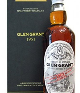 Glen Grant-Speyside-Single-Malt Scotch-1951-61-ans-0