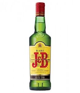 J-amp-B-reg-Rar-70cl-whisky-escocs-package-de-6-x-70-cl-0