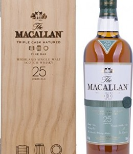 Macallan-25Yo-Fine-Oak-43-Botella-70Cl-Whisky-Malta-25-Aos-0