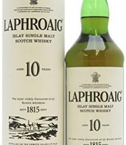 Whisky-Malt-Laphroaig-10Yo-Malt-40-Ampolla-De-100Cl-0
